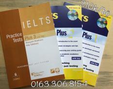 Combo IELTS Practice Tests Plus