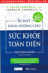 Sách Bí Mật Dinh Dưỡng Cho Sức Khỏe Toàn Diện – The China Study – Newshop
