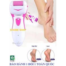 máy cà gót chân-Máy chà gót chân – tẩy tế bào chết RF555 cho gót chân trần tuyệt đẹp. Giảm 50% khi mua của ehome shop