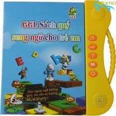 Bộ sách song ngữ điện tử cho bé