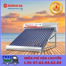 Máy nước nóng năng lượng mặt trời Sơn Hà Gold 58 – 140lít