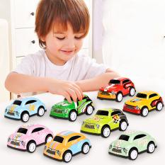 Ô tô đồ chơi mini, ô tô đồ chơi trẻ em trong hạng mục đồ chơi ô tô cho bé dây cót nhiều màu sắc BBShine – DC048