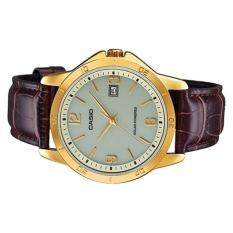 Đồng hồ nam dây DA Casio Anh Khuê MTP-VS02GL-9ADF