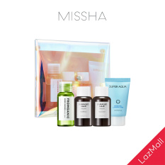 Bộ Kit Du Lịch MISSHA Traveling Kit Hologram Edition 110ml