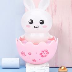 Lật đật cho bé hình thú hoạt hình ngộ nghĩnh đáng yêu hình gà con thỏ trắng và chim cánh cụt BBShine – DC041