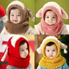 ( LẺ = SỈ) Mũ len tai cừu cho bé