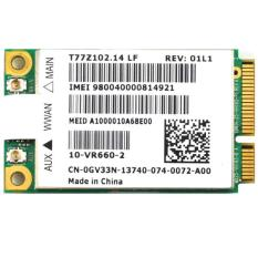 [Nhập NEWSELLERW503 giảm 10% tối đa 100K] Card wwan 3G Dell 5620 dùng cho laptop Dell E6410 E6420 E6220 E6230 M4600 M6600
