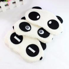 Tấm Bịt Mắt Ngủ Hình Gấu Panda – Màu ngẫu nhiên – GDTL P010