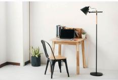 Đèn cây đứng – đèn sàn nội thất nhập khẩu cao cấp DC001 – tặng kèm bóng LED Rạng Đông chính hãng