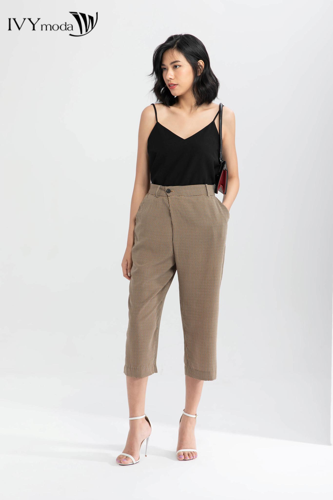 Áo hai dây nữ IVY moda MS 12P0156