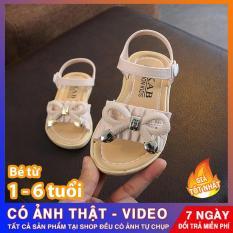 Dép sandal cho bé gái