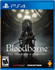 Đĩa game PS4: Bloodborne The Old Hunters Edition