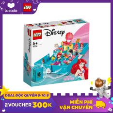LEGO DISNEY PRINCESS 43176 Câu Chuyện Phiêu Lưu Của Ariel ( 105 Chi tiết)