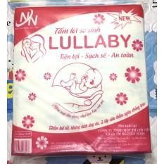 Lullaby – Tấm lót sơ sinh 30 tờ (lót phân xu)