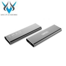 [HCM]Box ổ cứng SSD M2 NVMe Unitek S1201A chuẩn 3.1 hỗ trợ đến 5Gbps (Xám) – Phụ Kiện 1986