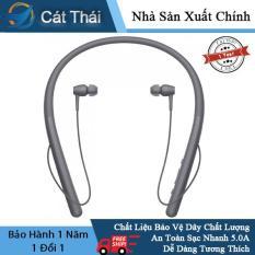 Tai nghe sony tai nghe bluetooth khong day sony/WI-H700 tai nghe nhét tai thỏa thích hoạt động dễ dàng tương thích các dòng điện thoại