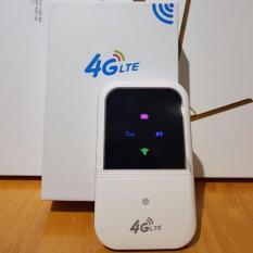 (MIFI WIFI ROUTER MF80) BỘ PHÁT WIFI KHÔNG DÂY DI ĐỘNG KẾT NỐI TỪ SIM 3G 4G CHẠY ĐA MẠNG CẤU HÌNH KHỦNG PIN TRÂU PHỦ SÓNG TOÀN QUỐC
