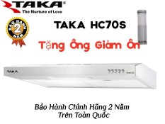 Máy Khử Mùi INOX Quality Japan TAKA HC70S