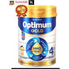 Sữa bột Vinamilk Optimum Gold 4 850g (Hộp thiếc) 2021