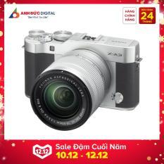 Máy ảnh Fujifilm X-A3 lens kit 16-50mm (nâu) + Tặng túi Fujifilm và thẻ nhớ 16GB – Hãng phân phối chính thức