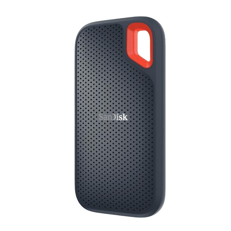 [TẶNG 10 BAO LÌ XÌ] Ổ cứng di động SSD Sandisk Extreme Portable E60 USB 3.1 1TB 550MB/s (Đen)