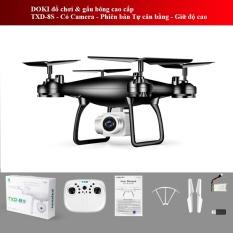 Máy bay 4 cánh Drone Flycam TXD-8S – Tự cân bằng – không cam – màu ngẫu nhiên