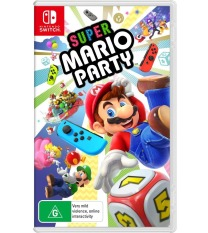 Thẻ game Super Mario Party Nintendo switch