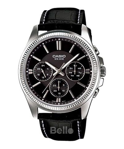 Đồng hồ Casio Nam MTP-1375L-1A chính hãng giá rẻ – Bảo hành 1 năm – Pin trọn đời