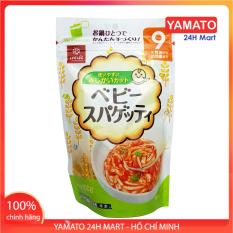 Mì Spaghetti Tách Muối Hakubaku 100g Cho Bé 9 Tháng Nhật Bản, Mì Cho Bé Ăn Dặm, Mì Em Bé, Mì Hữu Cơ Cho Bé, Mì Spagetti Cho Bé