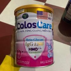 Sữa bột Coloscare số 0+ lon 800g