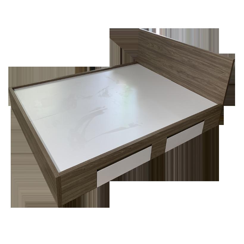 Giường ngủ gỗ công nghiệp Ohaha-067