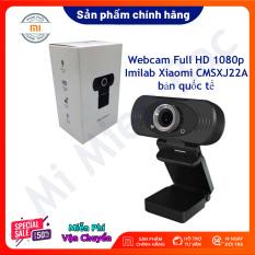 [CHÍNH HÃNG] Webcam Xiaomi Imilab CMSXJ22A Full HD 1080p, Cổng USB Cho Máy Tính, Có Míc Lấy Nét Tự Động, Ống Kính Góc Rộng, Cắm Là Chạy, Tương Thích Đa Nền Tảng – Bản Quốc Tế – Chính Hãng Xiaomi – Mi Miền Bắc