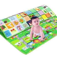 Thảm xốp Maboshi dùng được 2 mặt cho bé vui chơi thỏa thích