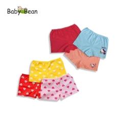 Quần Chíp Đùi Bé Gái BabyBean (1 chiếc)