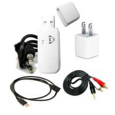 Bộ USB Bluetooth Thế hệ 2 BT Dongle Plug&Play 5in1 tạo kết nối bluetooth cho amply và loa GamoShop