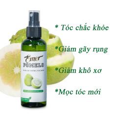 Tinh dầu bưởi kích mọc tóc Pomelo 100ml giúp giảm rụng tóc, kích tóc mọc nhanh hơn, nuôi dưỡng tóc từ gốc đến ngọn