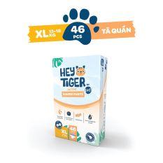 Tã Quần Hey Tiger – Gói Lớn Size XL 46 miếng