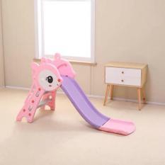 Cầu trượt hươu cho bé mẫu mini dài 1,4m – dành cho bé dưới 15kg,phù hợp để trong phòng nhỏ của bé [Sỉ=lẻ ]