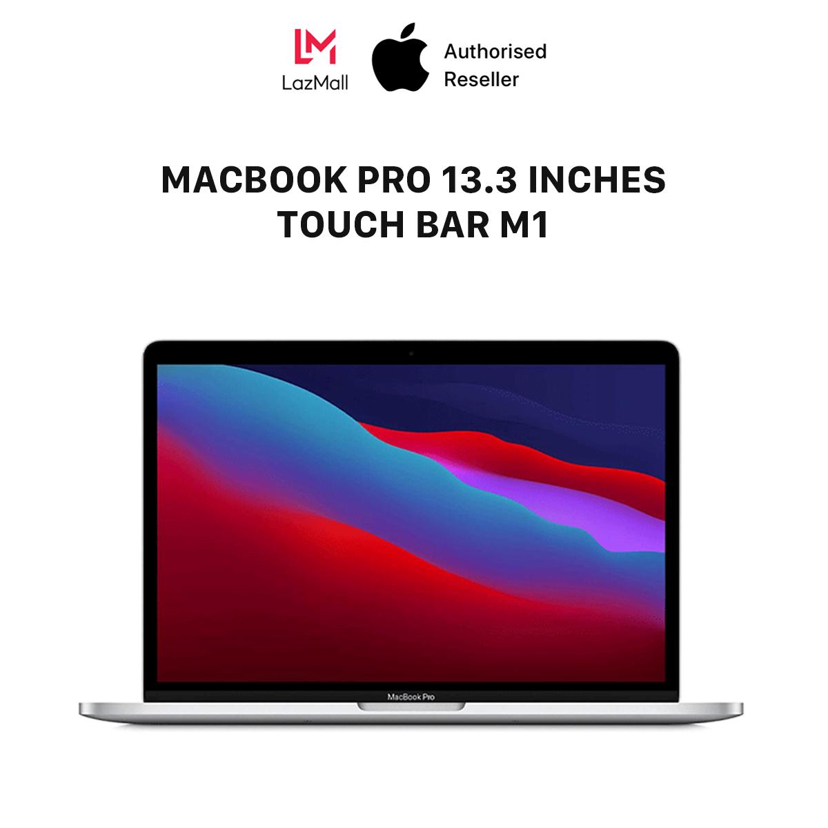 MacBook Pro 13.3 inches Touch Bar M1 Chipset (8GB / 16GB – 256GB / 512GB) – HÀNG CHÍNH HÃNG