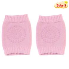 Tất vớ tập bò chống trầy chống trượt vải thun cotton dày co giãn có các hạt nhựa bảo vệ đầu gối an toàn và thoải mái cho bé yêu Baby-S – SSS003