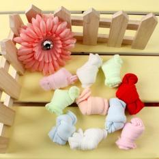 Combo 5 đôi tất giấy thoáng chân hình viên kẹo cho bé, thời trang trẻ em, đồ dùng cho bé, tất giữ ấm, (TVK02), Huy Linh