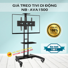 Giá Treo Tivi Di Động NB-AVA1500 32 – 65 Inch Giá Treo Tivi Có Bánh Xe Di Chuyển
