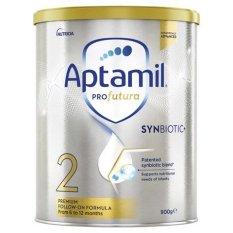 [MẪU MỚI] Sữa Aptamil Profutura Úc Số 1,2,3,4 date 2023 – 900g, sữa phát triển toàn diện cho bé, hương vị thơm ngon,béo ngậy