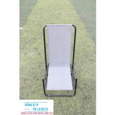 Ghế xếp lớn khung sắt