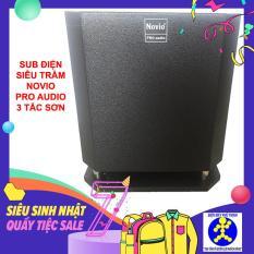 Loa trầm karaoke NOVIO am1200 – Loa sub karaoke cho dàn karaoke gia đình – loa sub điện cho dàn karaoke – loa siêu trầm karaoke gia đình