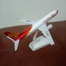 Mô hình máy bay tĩnh B737- 800 Hainam Airlines 20cm