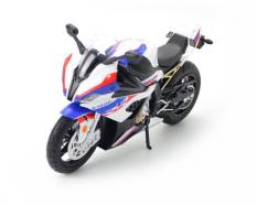 Mô hình moto BMW S1000RR 2020 tỉ lệ 1:12 HUAYI