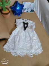 Váy ren siêu xinh cho bé gái 7-22kg