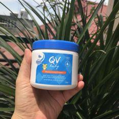 Kem dưỡng ẩm cho bé QV Baby Moisturising cream 250g