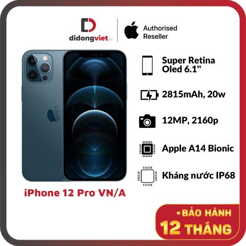 Điện thoại Apple iPhone 12 Pro VN/A – Hàng Chính Hãng